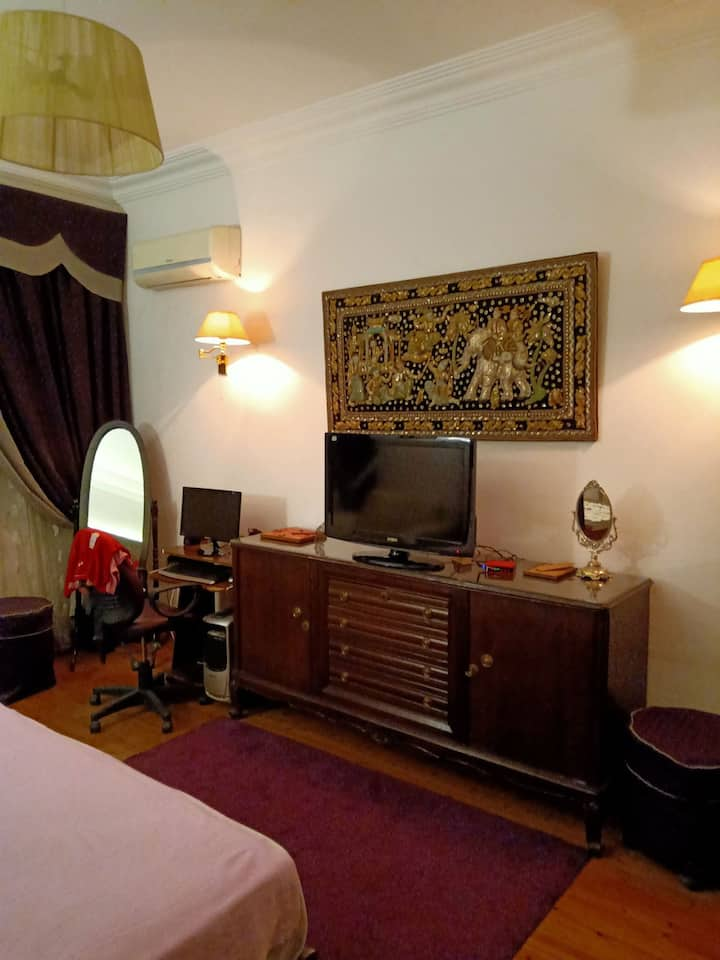 Residence in wonderful rooms in Cairo