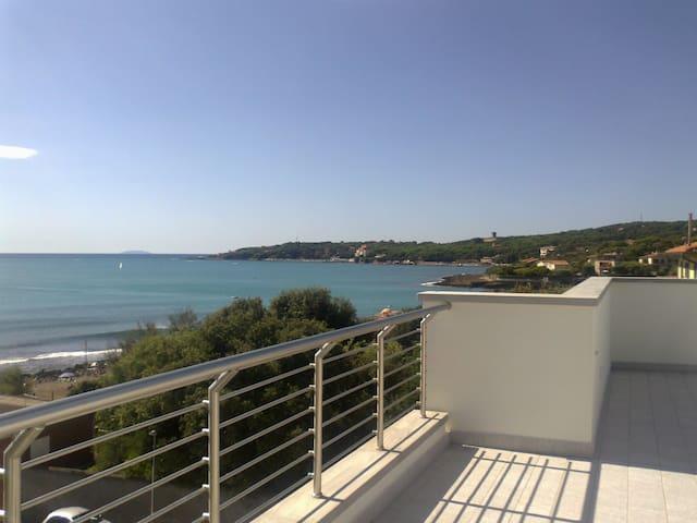Appartamento sul mare di Castiglioncello - Rosignano Solvay-Castiglioncello - Apartament
