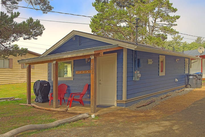 The Driftwood Cottage - Grayland - Vila