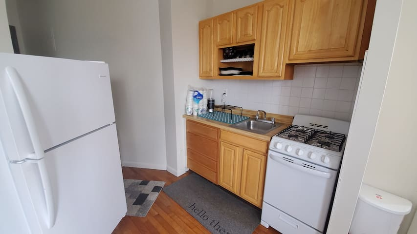 Entire studio 30 min to NYC in N Riverdale Yonkers