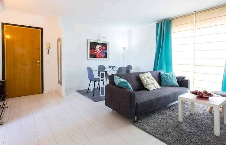 Design apartment in the best location of Palma