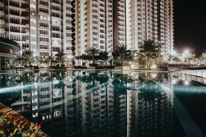 CozySuites@Dwiputra Putrajaya (Singgah GH) - Putrajaya - Casa