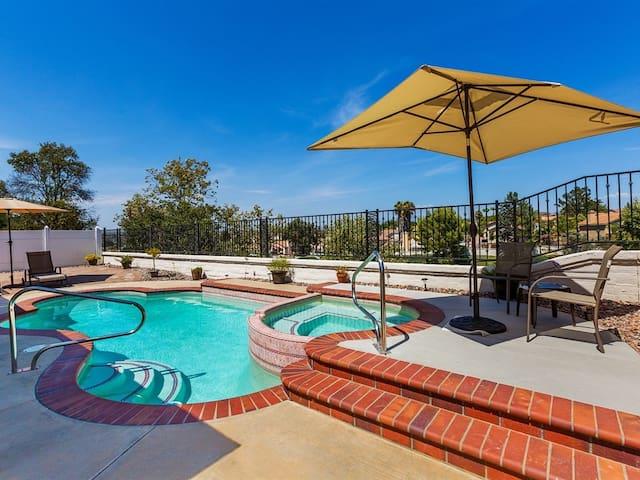 Beautiful Temecula Pool&Spa Home~Perfect Location!