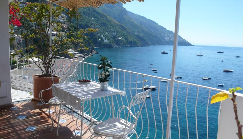 Breathtaking view in Positano#4