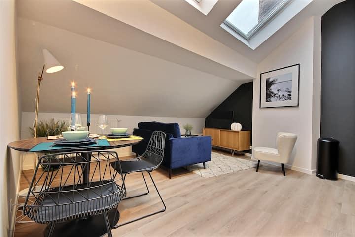 Beautiful 1-bedroom apartment I Le KAT106