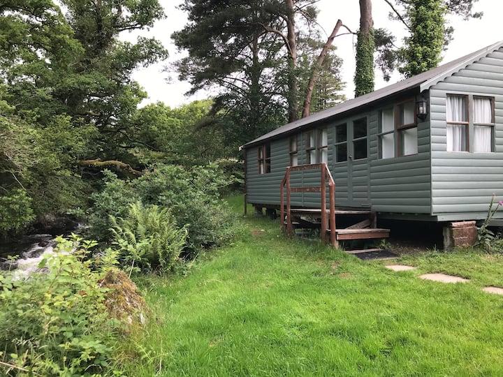 Colwyn Cabin Beddgelert Gwynedd LL55 4UU.