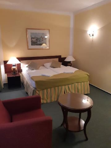 Double room Hotel Florian