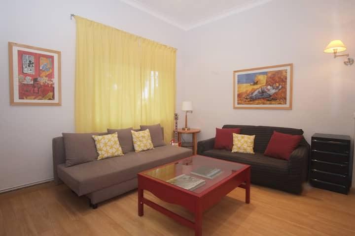 Lovely apartment at Park Güell