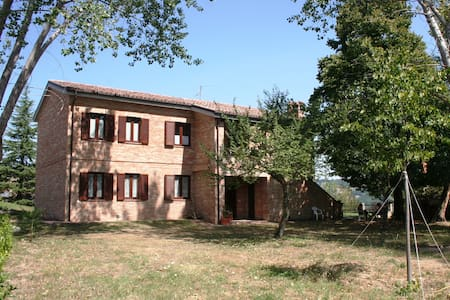 Villa with large garden in Sarnano - Sarnano - 別荘