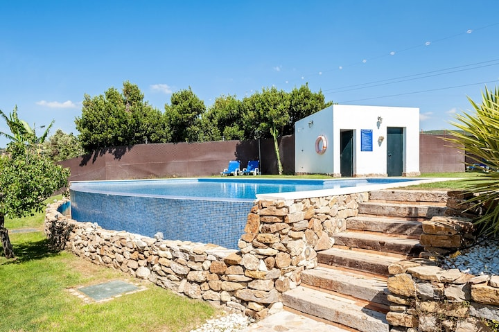 Holiday apartment in residence with pool - Apartment Los Naranjos 3