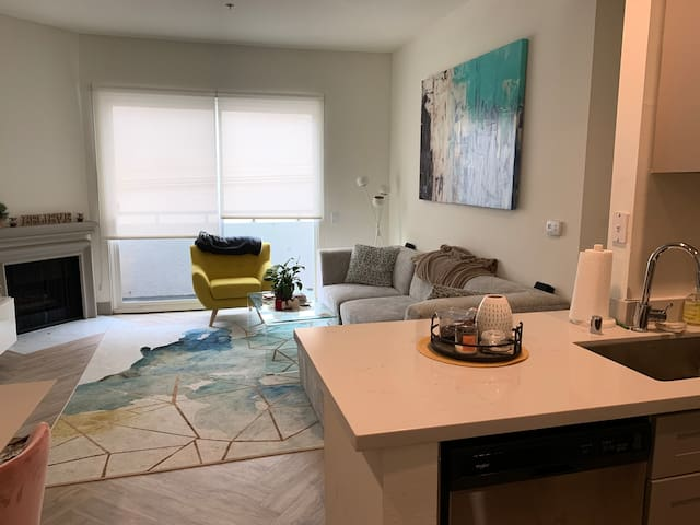 Private room in Sherman Oaks Luxury building!