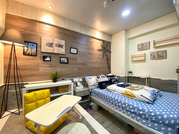 <Monthly$6200!> Cosy Family Room in Tsim Sha Tsui