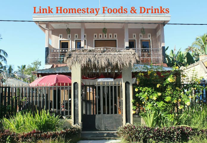 Link's Family Homestay - Janur, double room