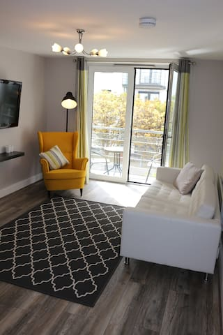 Stylish, 2 bed apartment in the heart of Belfast - Belfast - Apartamento