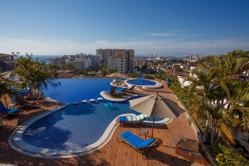 Studio for rent at Puerto Vallarta by PVRPV