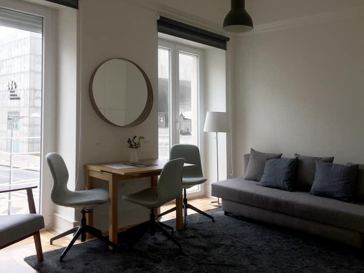 Apartamento Superior com varanda
