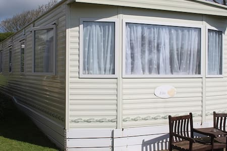 6 birth static caravan in Abersoch - アベルソホ - その他