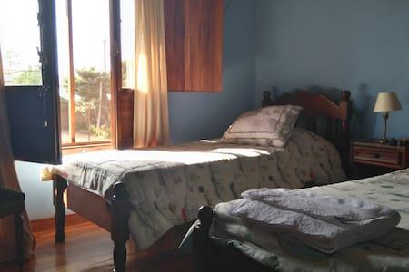 Calidez de hogar rodeada de verde - Posadas - Bed & Breakfast
