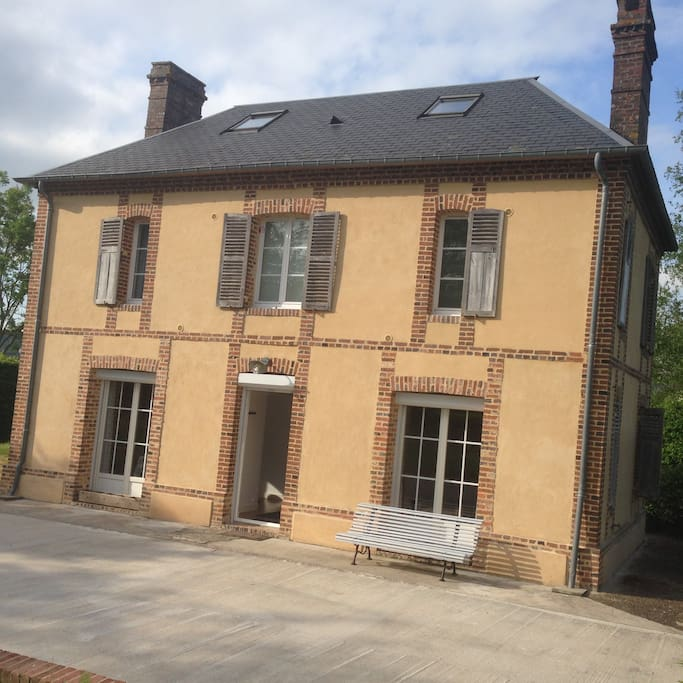 Maison au c ur du pays d 39 auge houses for rent in blangy for Au maison oilcloth uk
