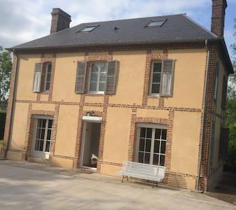Maison au cœur du pays d'Auge - Blangy-le-Château - บ้าน