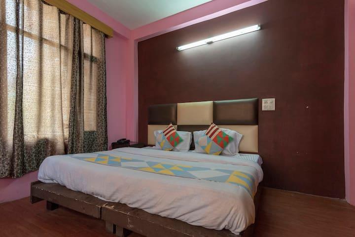 Cosy 1 Bedroom Stay in Siyal, Manali- Sale is ONN!