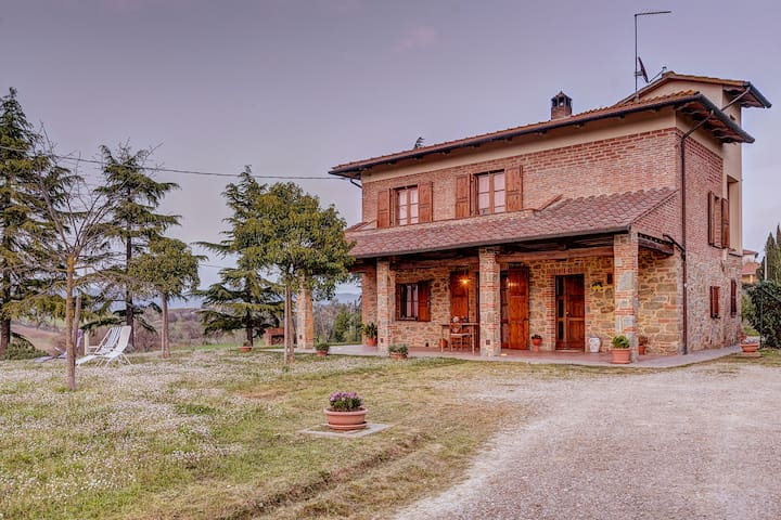 B&B Enrica's Home - Fiordaliso Room - Marciano della Chiana - Bed & Breakfast