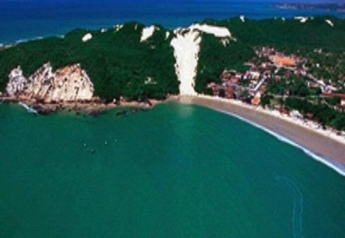Apto Próximo a Praia de Ponta Negra.