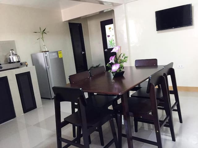 Two Bedroom Apartment - Queen of Peace Transient