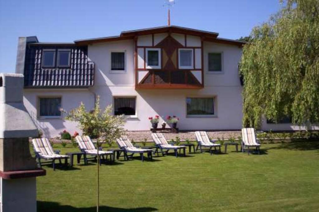 Ferienhaus Genz