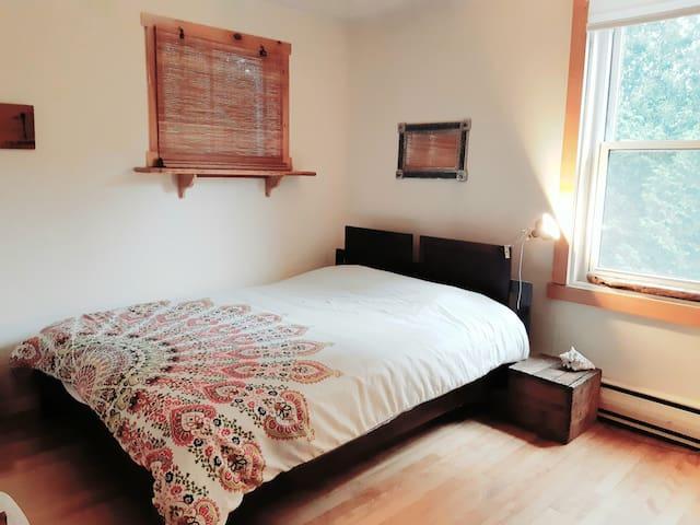 Chambre à coucher - Bedroom - Queen size