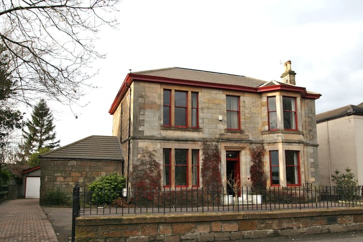 The House with the Red Windows