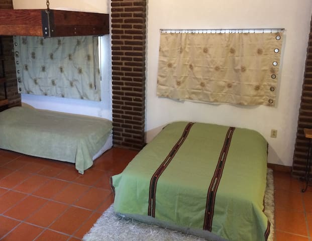 Hostel Double bed - Grass