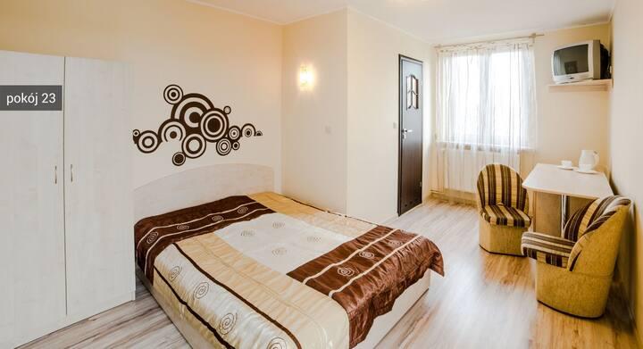 Pokoje gościnne WEST - Pokój 2-os nr 23