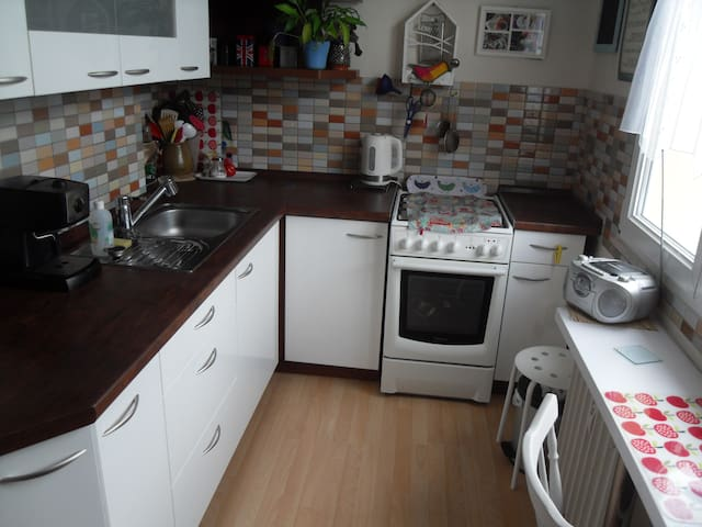 Cosy apartment near city centre and shopping mall