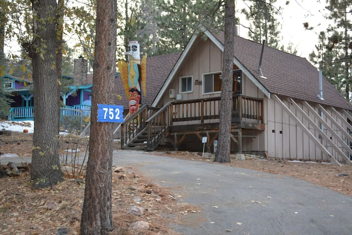 Modern Cabin and Camping - Big Bear Lake - House