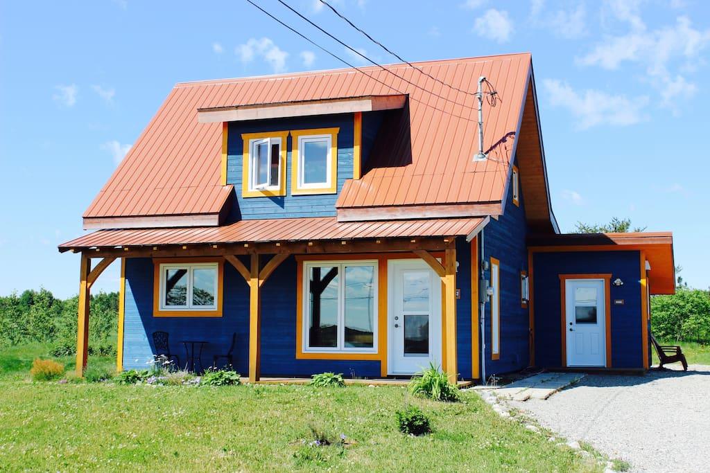 la maison bleue maisons 224 louer 224 la motte qu 233 bec canada