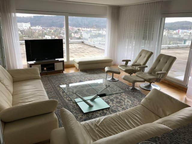 Gemütliche Wohnung in Thayngen CH - Thayngen - 公寓