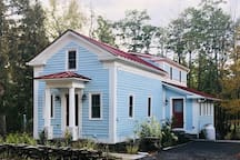 Creekside Greek Revival Cottage