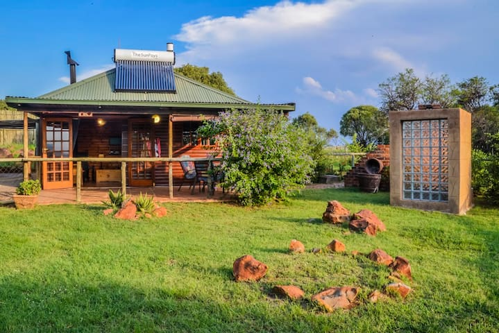 Cabbage Tree Cottage at Stone Hill - Magaliesburg - Chalupa
