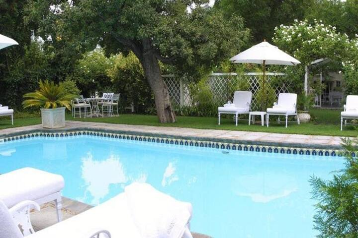 Heavenly Double Luxury At Oudtshoorn