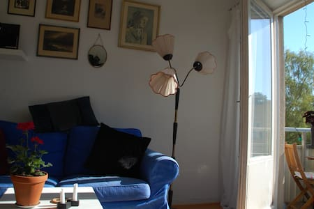 Cozy and calm, 5 minutes from Södermalm - Stockholm - Wohnung