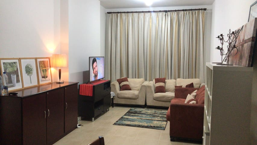 Private room in the heart of Abu Dhabi City, UAE