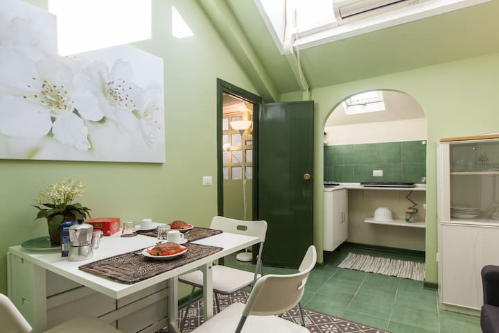Nest in the heart of Milan