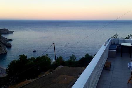Breathtaking View in Kyra Panagia