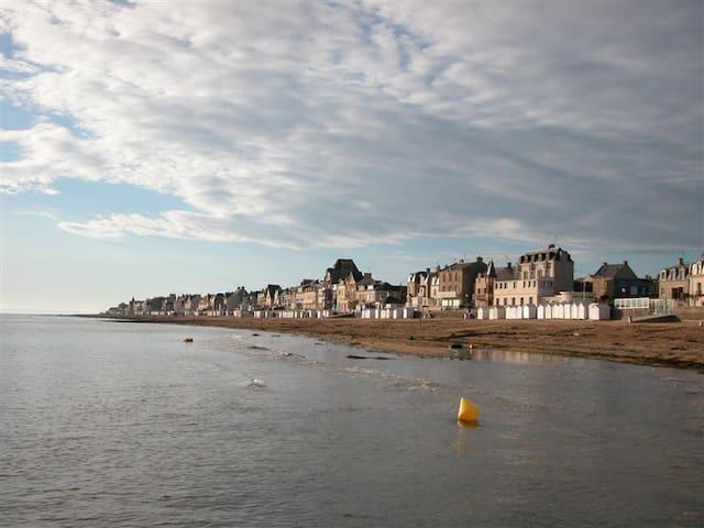 Grande maison entre Caen et la mer - Douvres-la-Délivrande - Hus