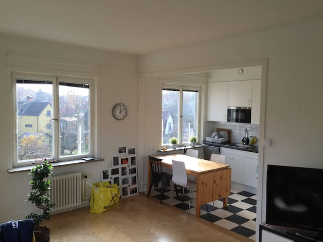 Nice apartment close to Stockholm C - Stockholm