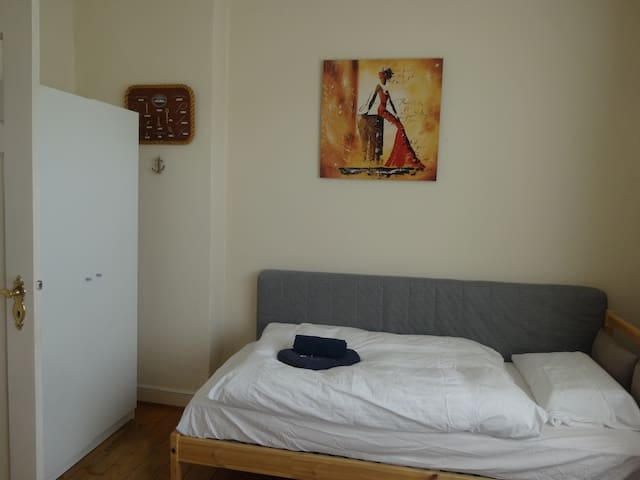 Top Zimmer in top Lage - Hambourg - Appartement
