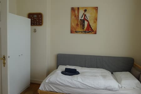 Top Zimmer in top Lage - Hamburgo - Departamento
