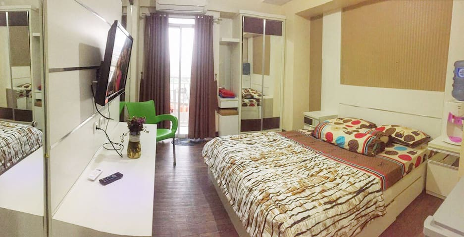 Unit Studio di Bogor Valley Apartment