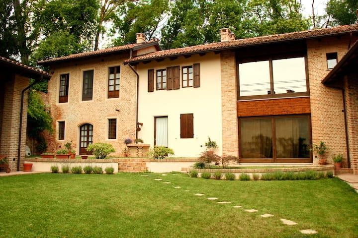 """La Corte San Michele CAV - Appartamento """"Nebbiolo"""""""